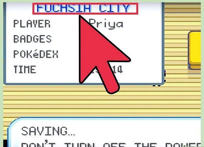 Titel afbeelding Catch Articuno in Pokemon Fire Red en Leaf Green Stap 1