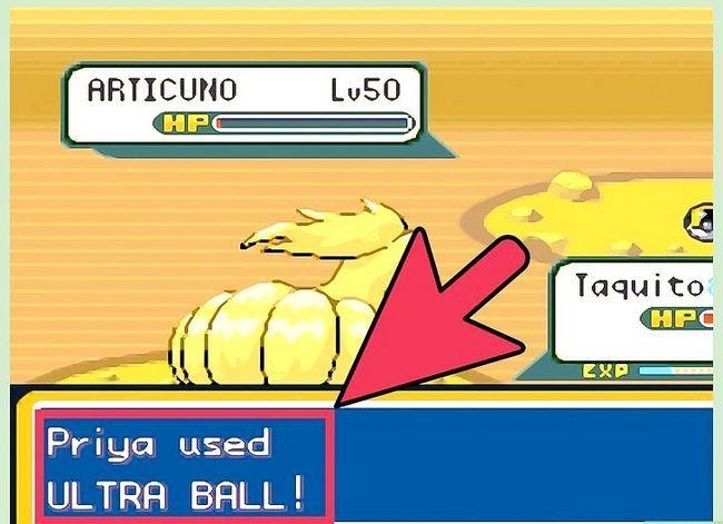 Titel afbeelding Catch Articuno in Pokemon Fire Red en Leaf Green Stap 14