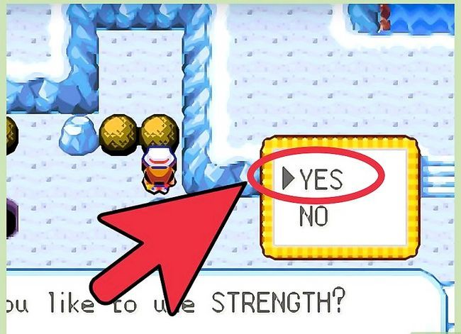 Titel afbeelding Catch Articuno in Pokemon Fire Red en Leaf Green Step 8