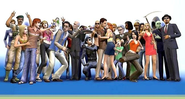 Titel afbeelding Get Married in The Sims Bustin` class=