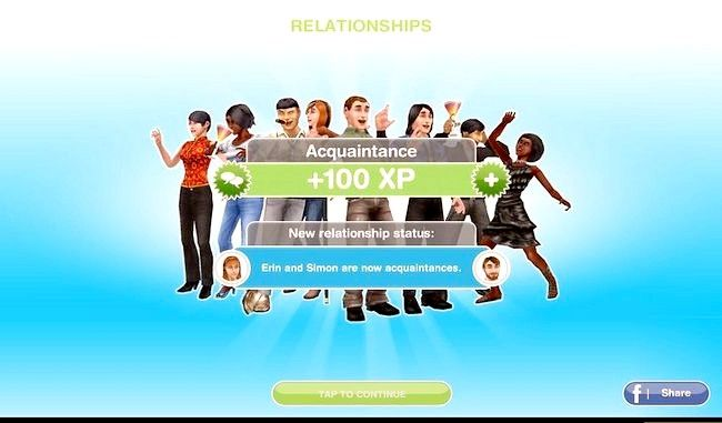 Titel afbeelding Get Married in the Sims Freeplay Stap 1