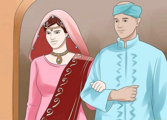 Titel afbeelding Celebrate a Traditional Hindu Wedding Step 6