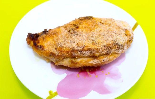Titel afbeelding Bake Boneless Chicken Breast Step 10