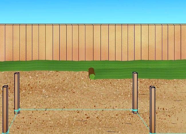 Titel afbeelding Lay a Turf Lawn Step 3Bullet1