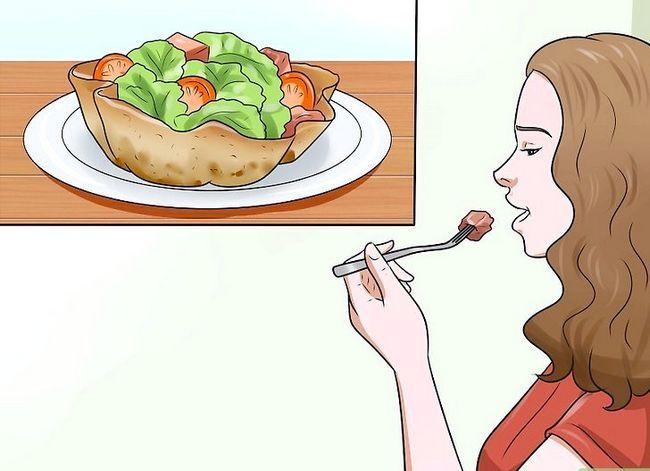 Titel afbeelding Eat Salad Step 13