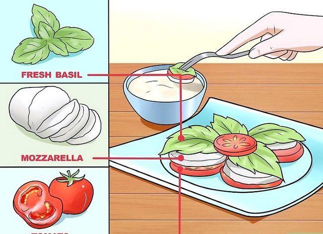 Titel afbeelding Eat Salad Step 16