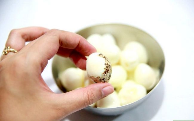 Titel afbeelding Eat Quail Eggs Step 12
