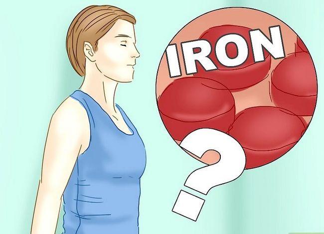 Titel afbeelding Eat More Iron Step 12