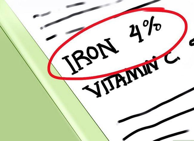 Titel afbeelding Eat More Iron Step 14