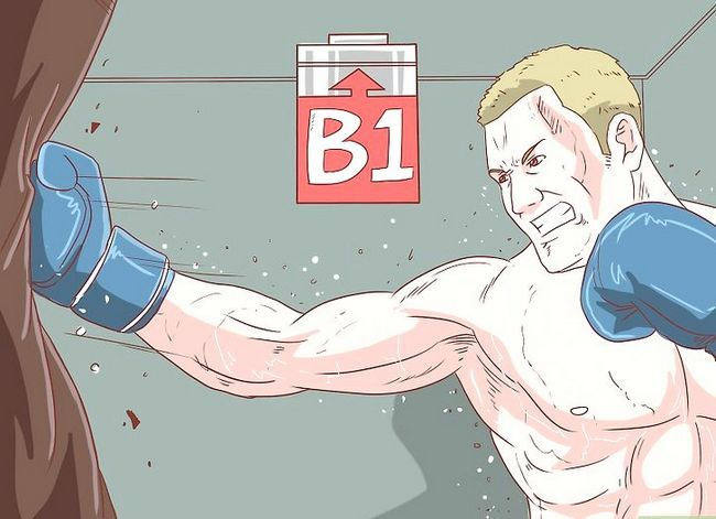 Titel afbeelding Eat More Vitamin B Step 2