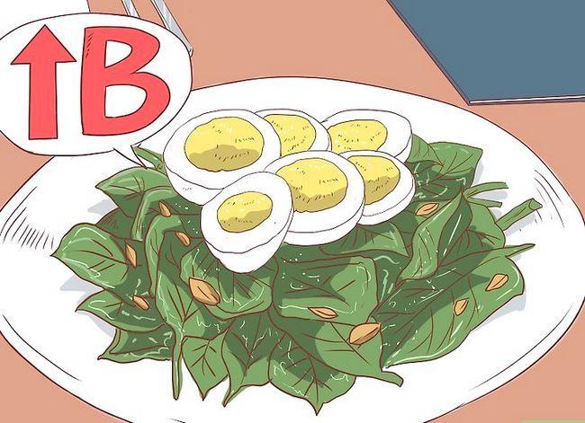 Titel afbeelding Eat More Vitamin B Step 10
