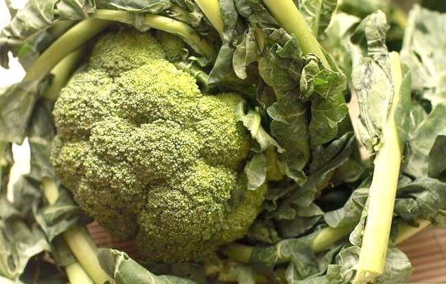 Titel afbeelding Steam Broccoli Step 1