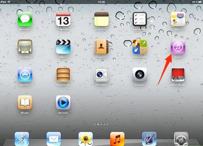 Afbeelding met de titel Koop muziek van iTunes vanaf je iPad Stap 1