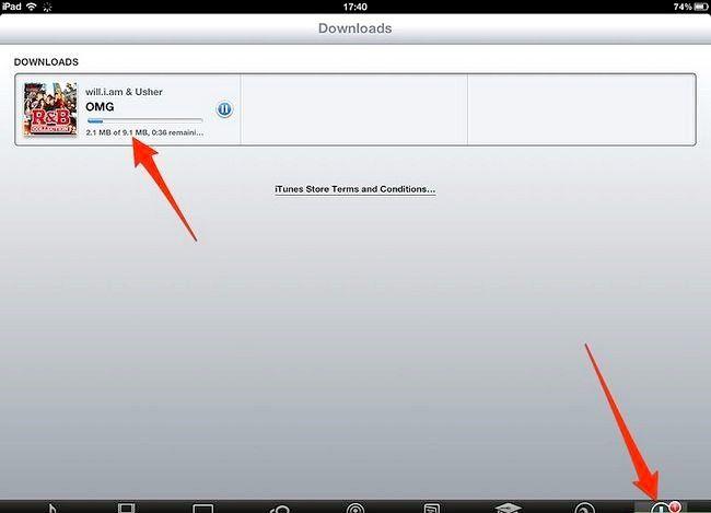 Afbeelding met de titel Koop muziek van iTunes vanaf je iPad Stap 9