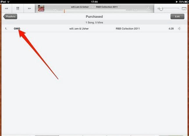 Afbeelding met de titel Koop muziek van iTunes vanaf je iPad Stap 10