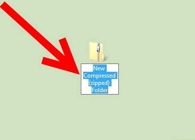 Titel afbeelding Zip a File in Windows XP Stap 6