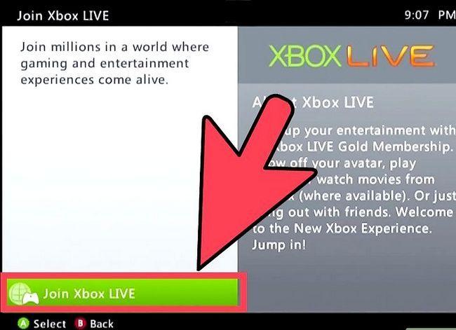 Titel afbeelding Hook Up Xbox 360 Live Step 8