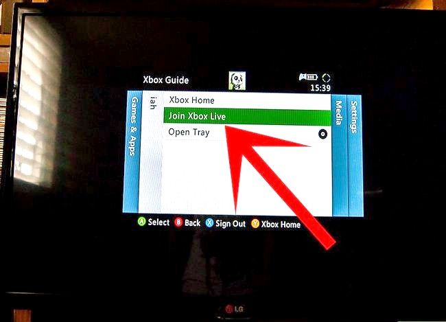 Titel afbeelding Get Connected to Xbox Live Step 5