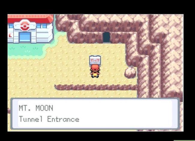 Titel afbeelding Get Kabuto in Pokémon LeafGreen Stap 1