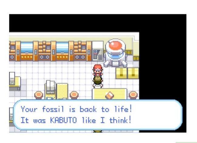 Titel afbeelding Get Kabuto in Pokémon LeafGreen Stap 4