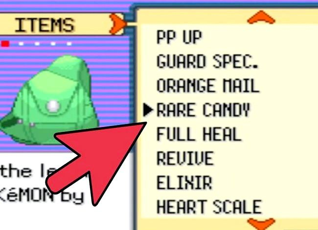 Titel afbeelding Get HM Rock Smash in Pokémon Emerald Stap 3