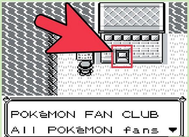 Titel afbeelding Get a Bike in Pokemon Red Stap 2