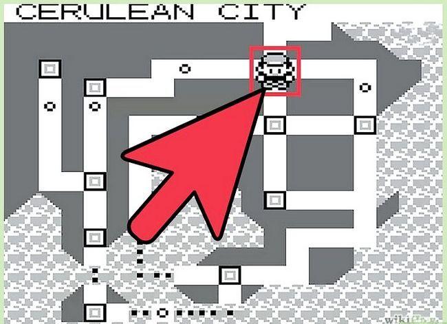 Titel afbeelding Get a Bike in Pokemon Red Stap 5
