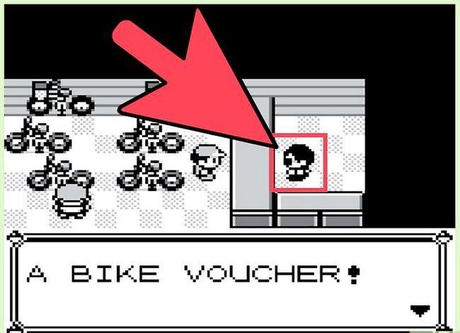 Titel afbeelding Get a Bike in Pokemon Red Stap 7