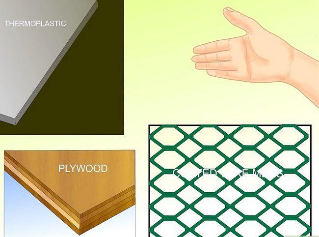 Hoe een reptielenkooi te bouwen