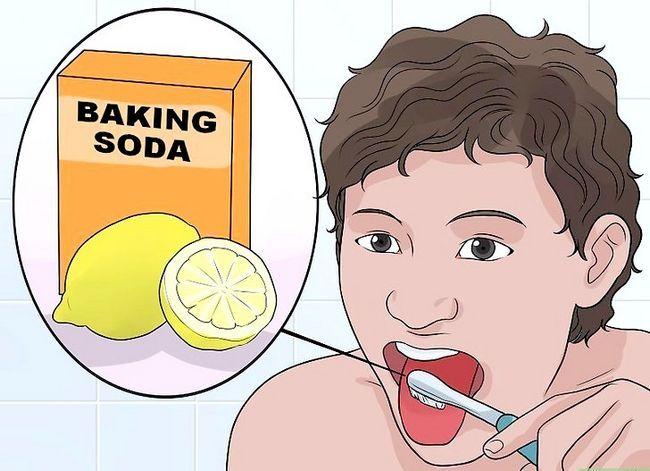 Titel afbeelding Control Bad Breath Step 14