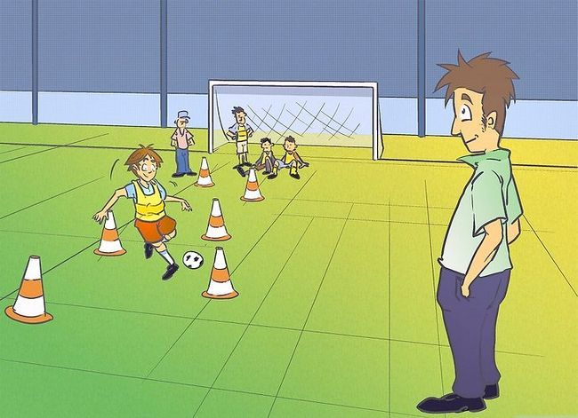 Titel afbeelding Turn Your Child Into a Soccer Star Stap 4