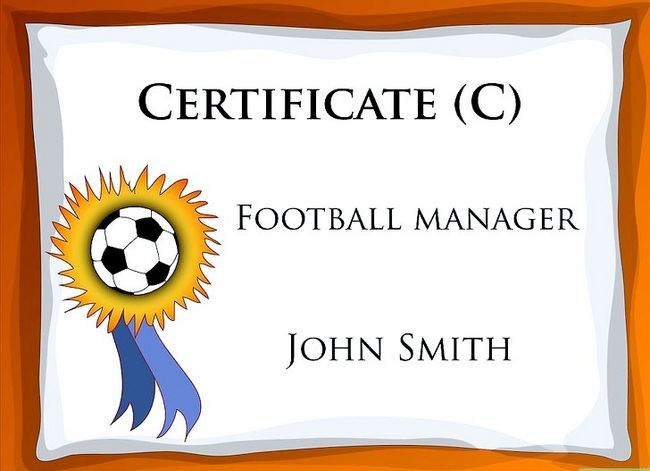 Titel afbeelding Become a Pro Football (Soccer) Manager Step 6