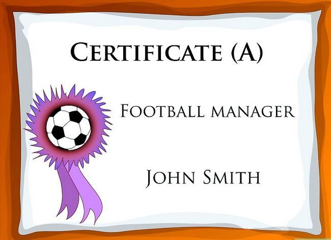 Titel afbeelding Become a Pro Football (Soccer) Manager Step 8