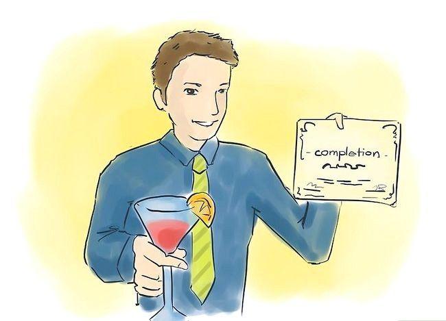 Titel afbeelding Become a Bartender Step 2Bullet1