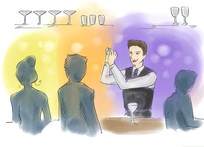 Titel afbeelding Become a Bartender Step 5Bullet1