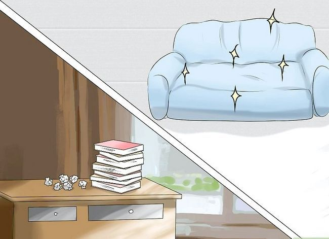 Titel afbeelding Survive Messy Roommate Step 4