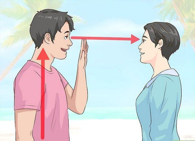 Titel afbeelding Flirt With a Girl Step 1