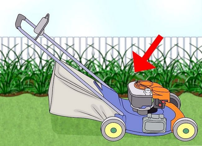 Titel afbeelding Mow a Lawn Step 1