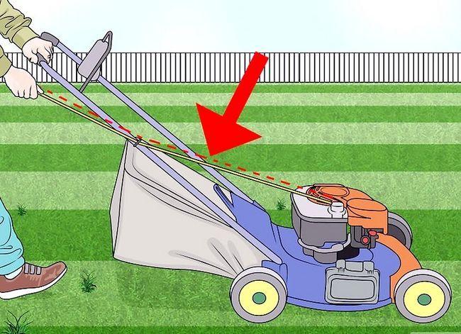 Titel afbeelding Mow a Lawn Step 4