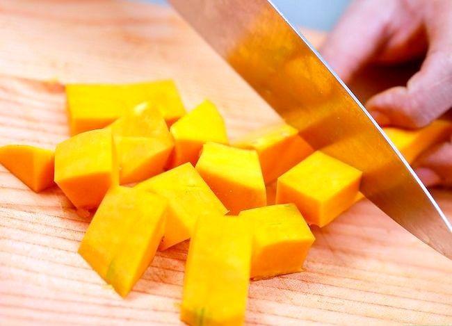 Titel afbeelding Cut Butternut Squash Step 9