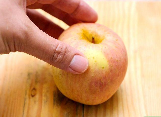 Titel afbeelding Slice an Apple Step 1
