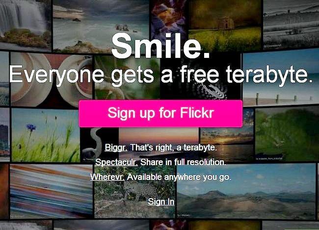 Hoe een online fotoalbum op Flickr te maken
