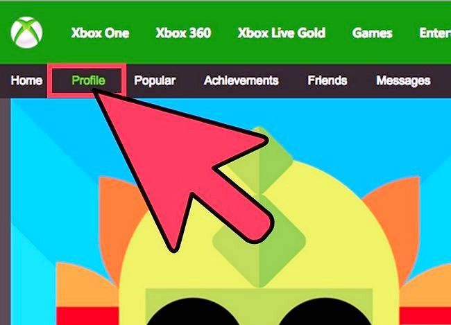Titel afbeelding Create an Xbox Live Gamertag Step 4