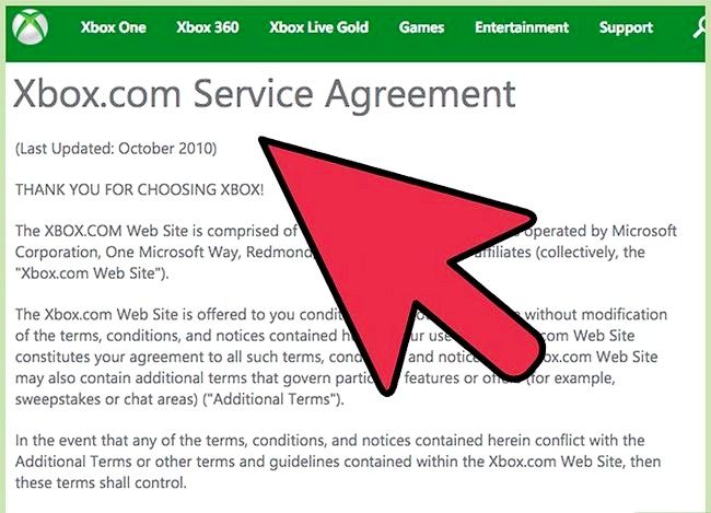 Titel afbeelding Create an Xbox Live Gamertag Step 6