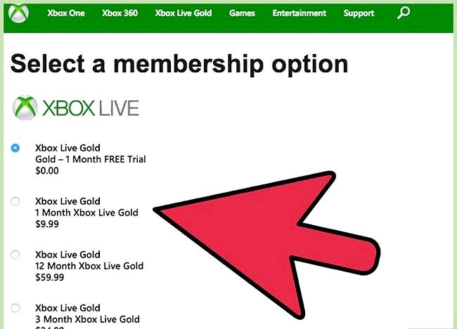 Titel afbeelding Create an Xbox Live Gamertag Step 7