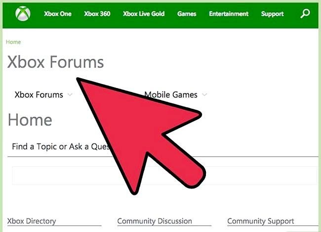 Titel afbeelding Create an Xbox Live Gamertag Step 10