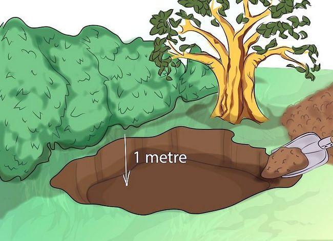 Titel afbeelding Make a Bog Garden Step 1