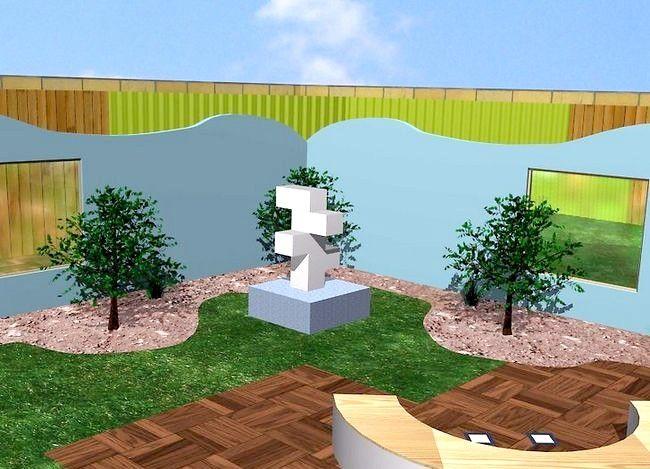 Titel afbeelding Create a Minimalist Garden Step 10