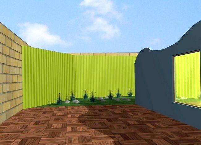 Titel afbeelding Create a Minimalist Garden Step 8