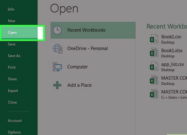 Titel afbeelding Create a Database from a Excel Spreadsheet Step 26